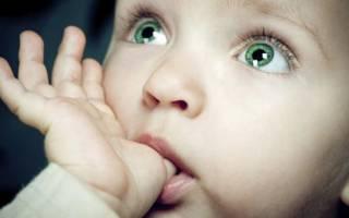 Когда формируется прикус у ребенка
