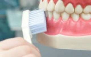 Зубная щетка орал би для брекетов