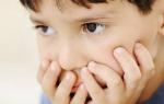 Что делать если у ребенка опухла щека