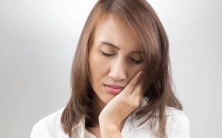 Болит нижняя десна