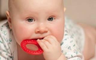 Метеоризм при прорезывании зубов