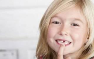 Проглотила зуб со штифтом