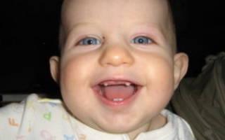 Температура на клыки у ребенка