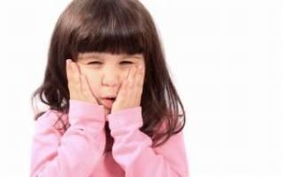 Что дать ребенку от зубной боли