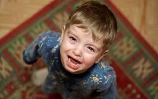 Лечение стоматита у ребенка 3 года