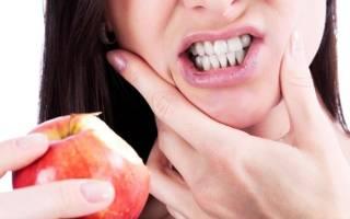 Болит передний верхний зуб при нажатии