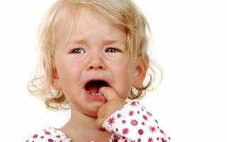 Гингивит у ребенка 2 года лечение