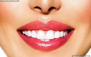 Откололась половина зуба