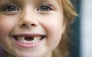 В 9 лет какие зубы меняются
