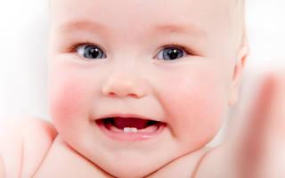 Прорезывание зубов у детей обезболивание