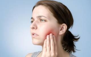 Как убрать опухоль с щеки