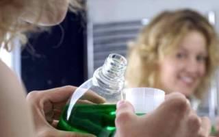 Полоскание при стоматите у детей