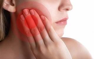 При сильной зубной боли