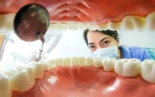 Молочные зубы у взрослых людей