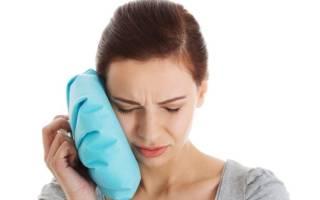 От боли зуба в домашних условиях