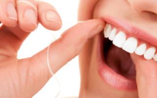 Что такое флосс для зубов