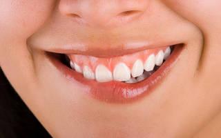 Короткие зубы у взрослого