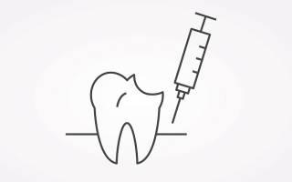 Обезболивание в стоматологии у детей