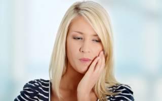 Ломит нижние зубы